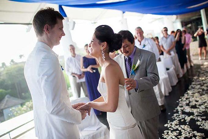 Paul & Judith by Bali Dream Wedding - 006