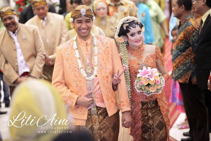 Wedding Reception Akbar & Devy by Lili Aini Photography - 015
