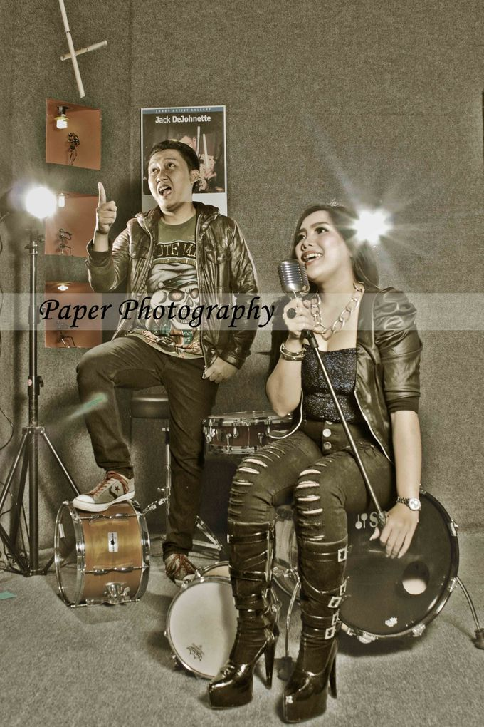 Prewedding Ayu & Oviq by PAPER photo & video - 001