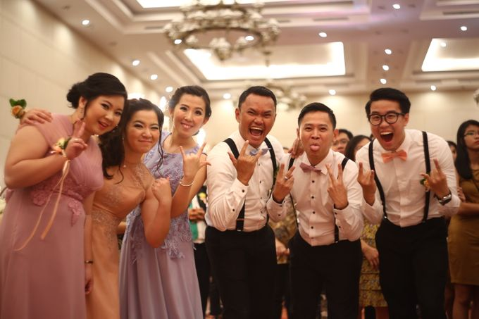 The Wedding of Jeffry & Selvia by FIVE Seasons WO - 009