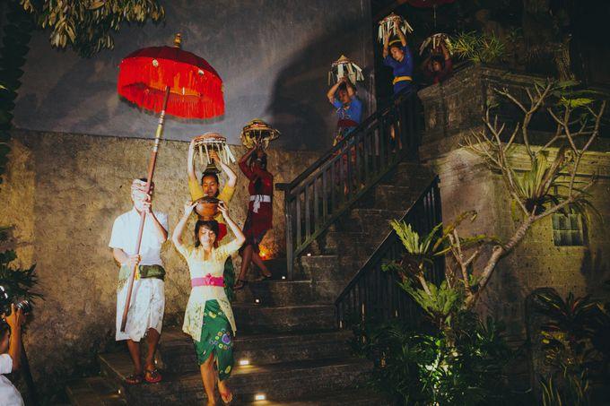 Wedding at the Balinese House by De Umah Bali - 004