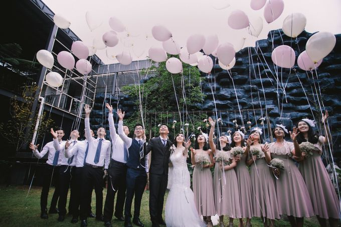 Actual Wedding Day by Shuttering Hearts - 015
