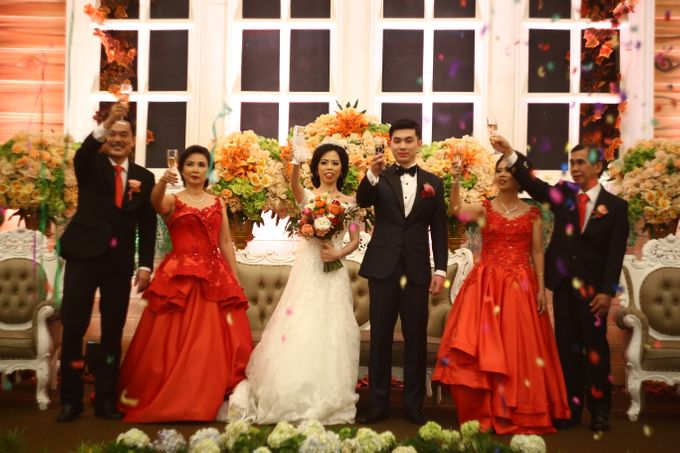 The Wedding of Jeffry & Selvia by FIVE Seasons WO - 007