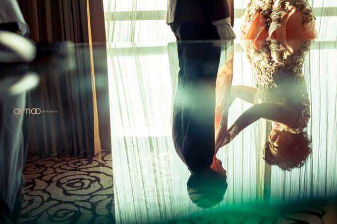 The Wedding of Robby & Selvy by Nathalia TAN Makeup Artist - 003