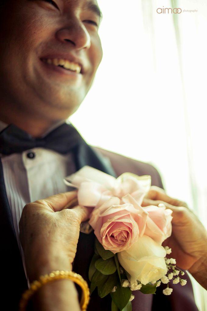The Wedding of Robby & Selvy by Nathalia TAN Makeup Artist - 004