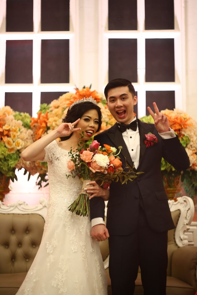 The Wedding of Jeffry & Selvia by FIVE Seasons WO - 008