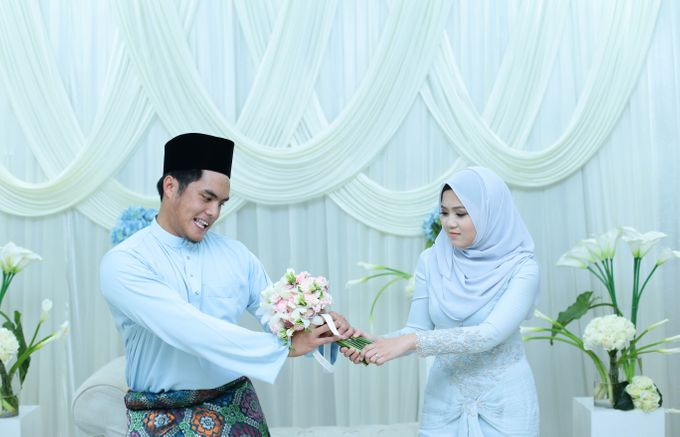 Engagement Ceremony of Najihah & Zhafir by The Lucid Company - 008