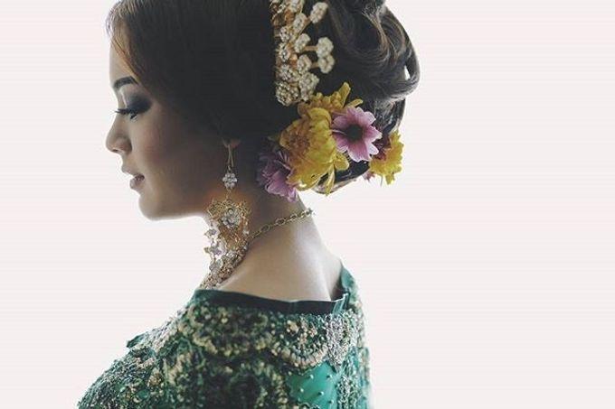Saddam & Farrah Wedding by Hilda by Bridestory - 012