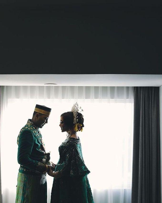 Saddam & Farrah Wedding by Hilda by Bridestory - 016