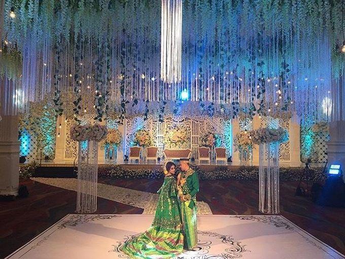 Saddam & Farrah Wedding by Hilda by Bridestory - 017
