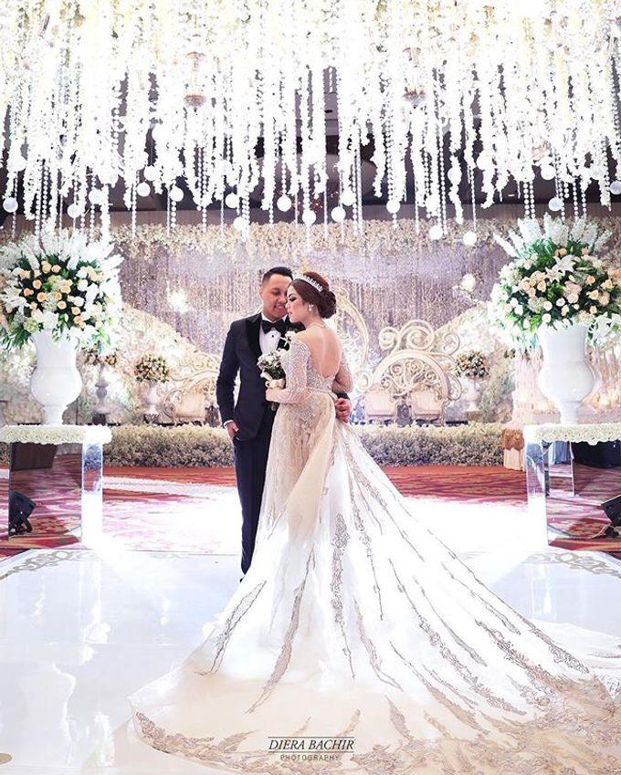 Saddam & Farrah Wedding by Hilda by Bridestory - 010