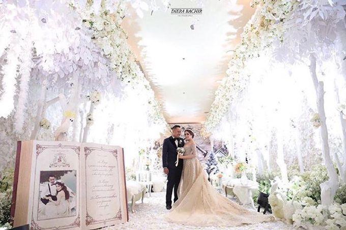 Saddam & Farrah Wedding by Hilda by Bridestory - 007
