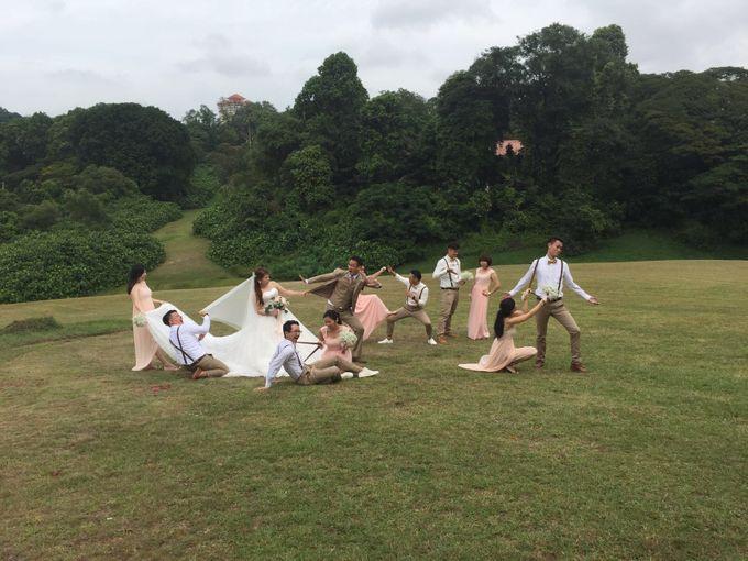 Fairytale Wedding by Z Wedding Design - 025