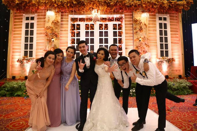 The Wedding of Jeffry & Selvia by FIVE Seasons WO - 015