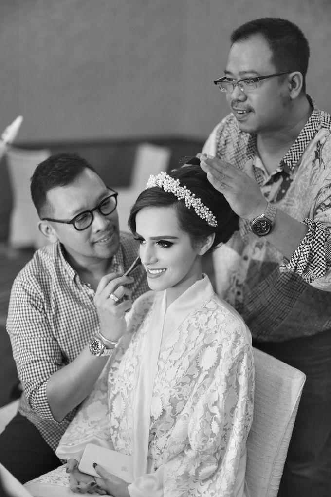 Saffana & Harish Wedding Reception by JAYSU Weddings by Jacky Suharto - 003