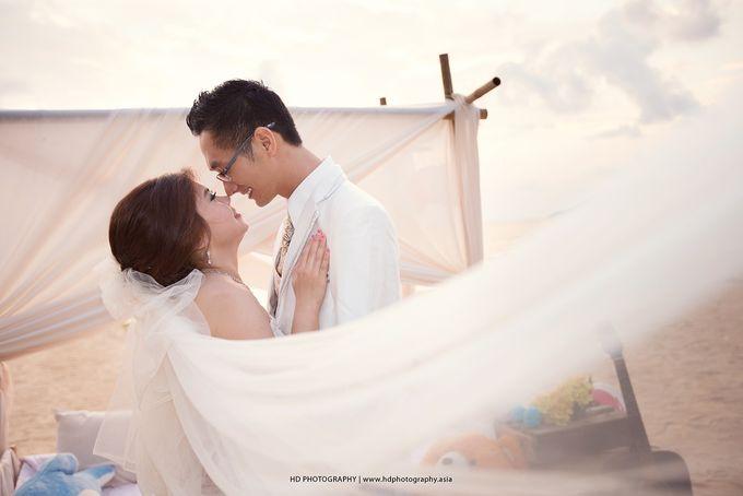 Agus & Lia Pre-wedding by HD Photography - 015