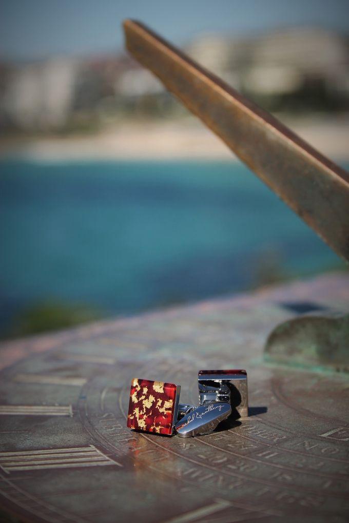 Murano Glass Cufflinks by rahul & anthony - 014
