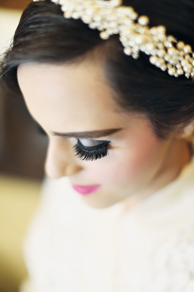 Saffana & Harish Wedding Reception by JAYSU Weddings by Jacky Suharto - 002