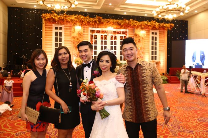 The Wedding of Jeffry & Selvia by FIVE Seasons WO - 025
