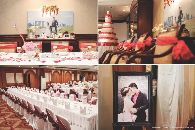 SUGITO & ANGELA WEDDING by MERCANTILE PENTHOUSE WEDDING - 001