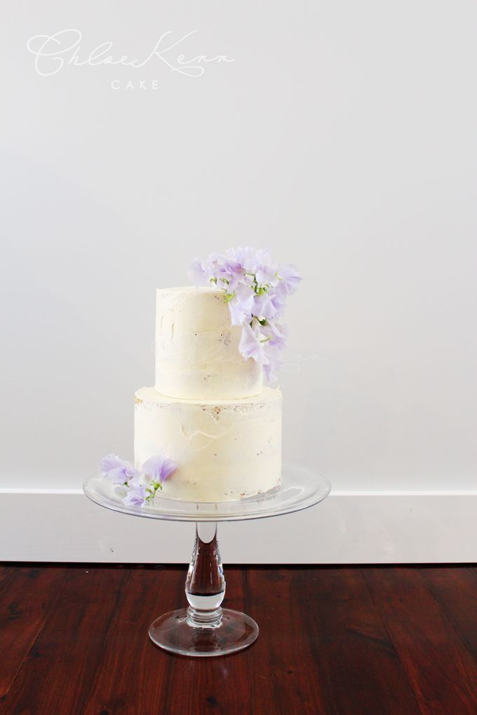 Buttercream Lush by Chloe Kerr Cake - 005