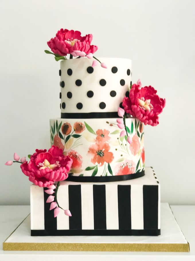 Wedding Cakes by The Quirky Taste - 015