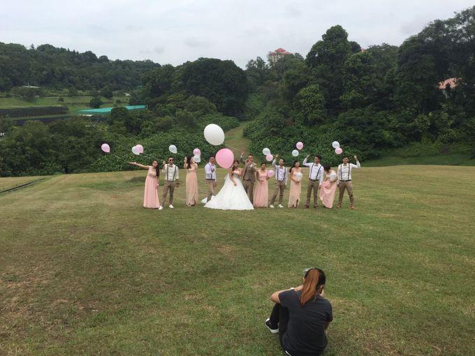 Fairytale Wedding by Z Wedding Design - 035