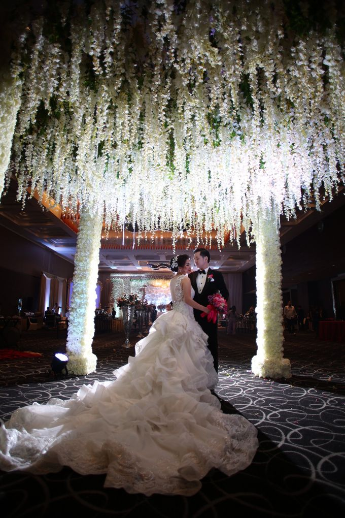 The Wedding of Indra & Jeann by FIVE Seasons WO - 001