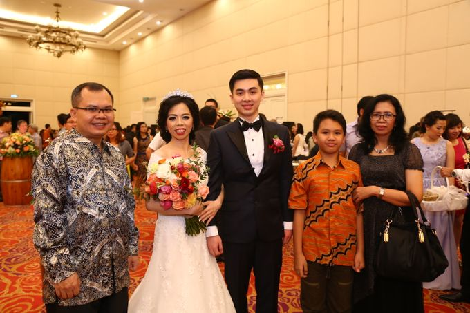 The Wedding of Jeffry & Selvia by FIVE Seasons WO - 023