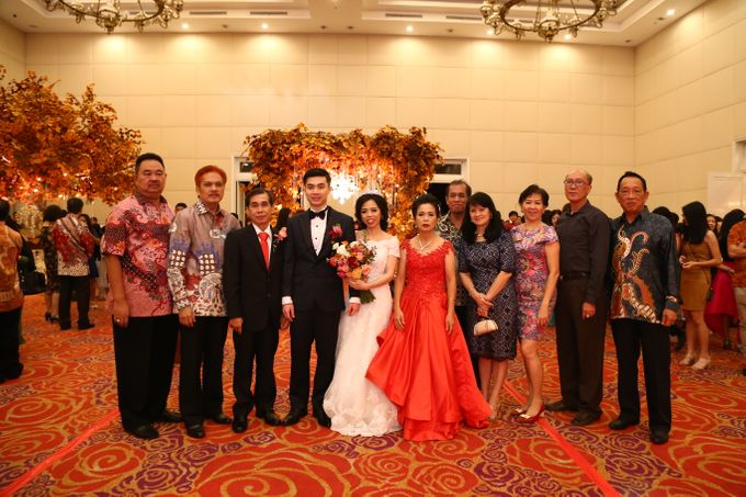 The Wedding of Jeffry & Selvia by FIVE Seasons WO - 011