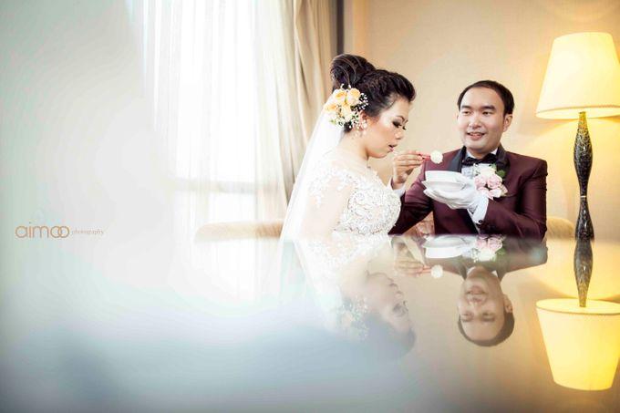 The Wedding of Robby & Selvy by Nathalia TAN Makeup Artist - 007