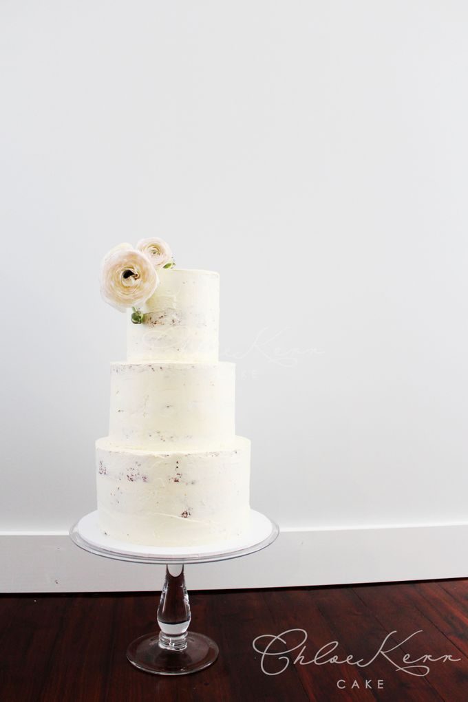 Buttercream Lush by Chloe Kerr Cake - 004