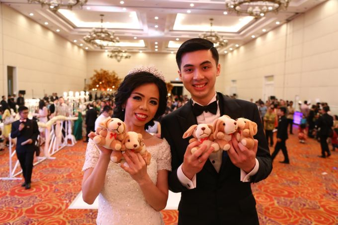 The Wedding of Jeffry & Selvia by FIVE Seasons WO - 016