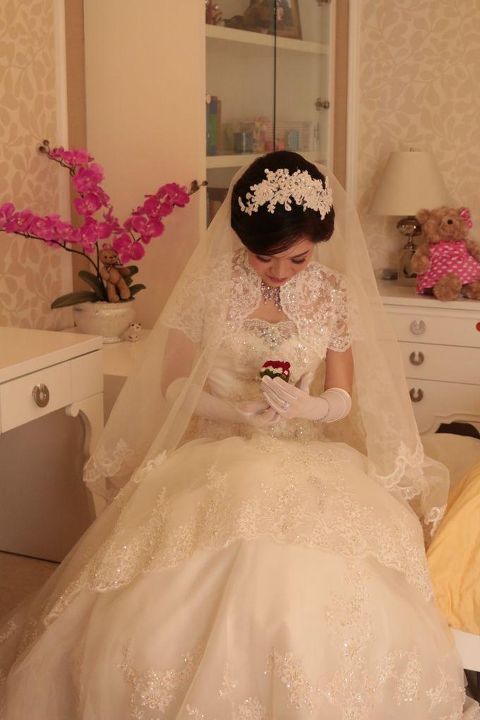 Sampoerna Strategic Square - Adit & Irene Wedding by Impressions Wedding Organizer - 016