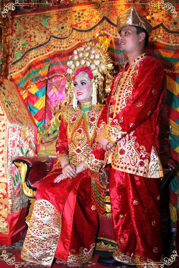 Wedding Cecen dan Thia by Calm Photography - 002