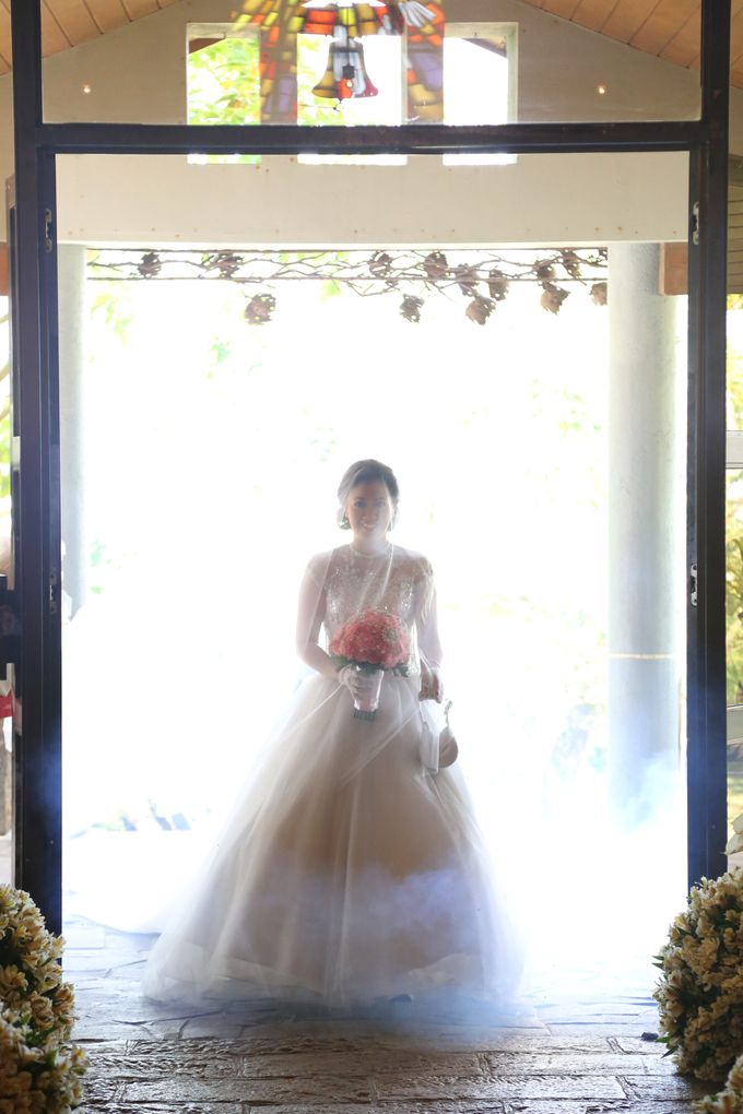 Blue-Blue and Len Wedding by Verve Films - 018