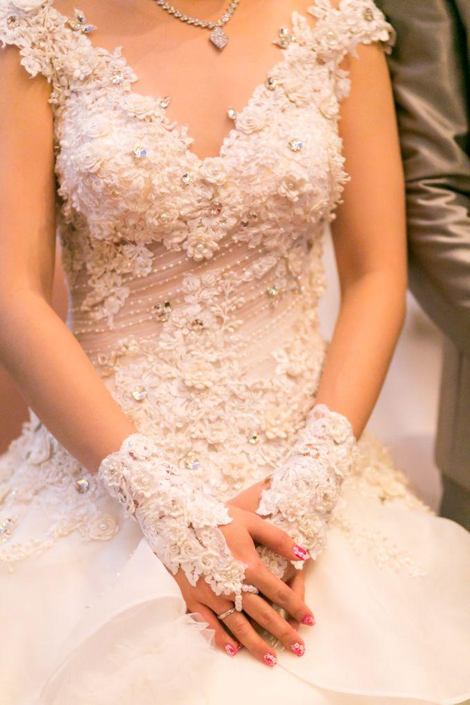 Vinton&Sisca Wedding by Okeii Photography - 044