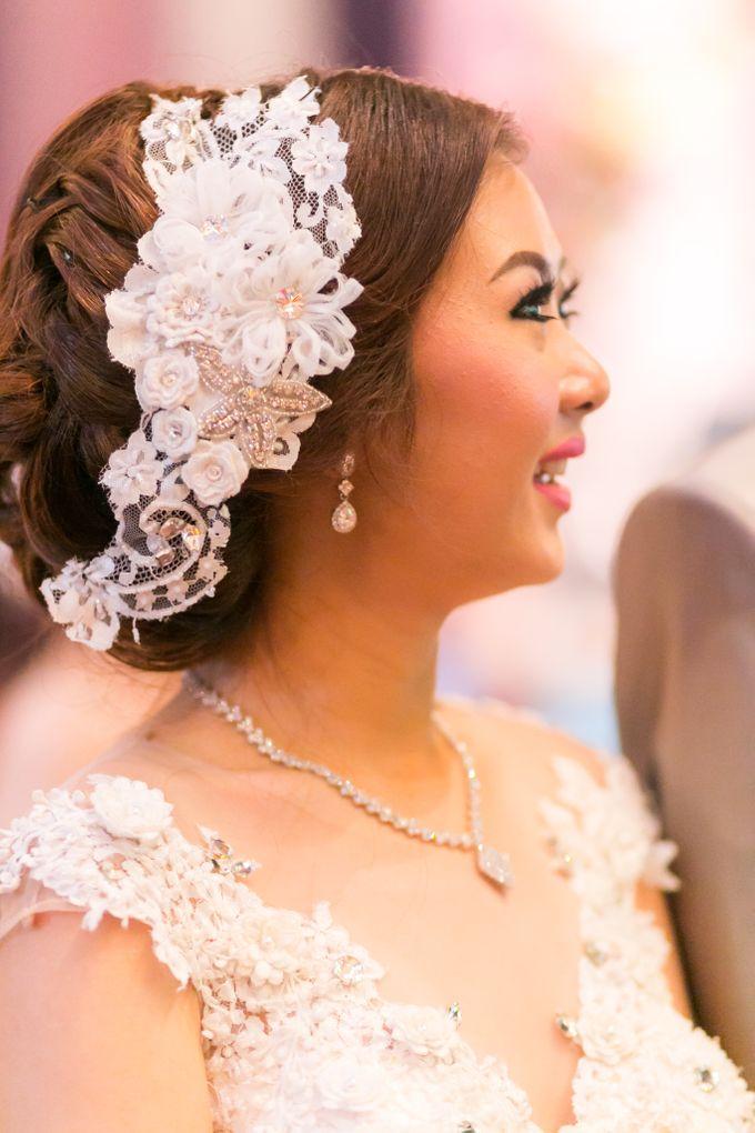 Vinton&Sisca Wedding by Okeii Photography - 045