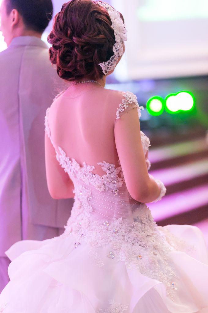 Vinton&Sisca Wedding by Okeii Photography - 046
