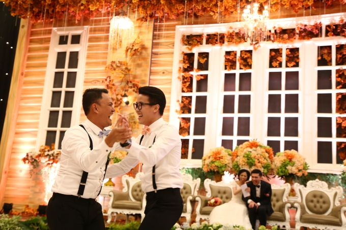 The Wedding of Jeffry & Selvia by FIVE Seasons WO - 017