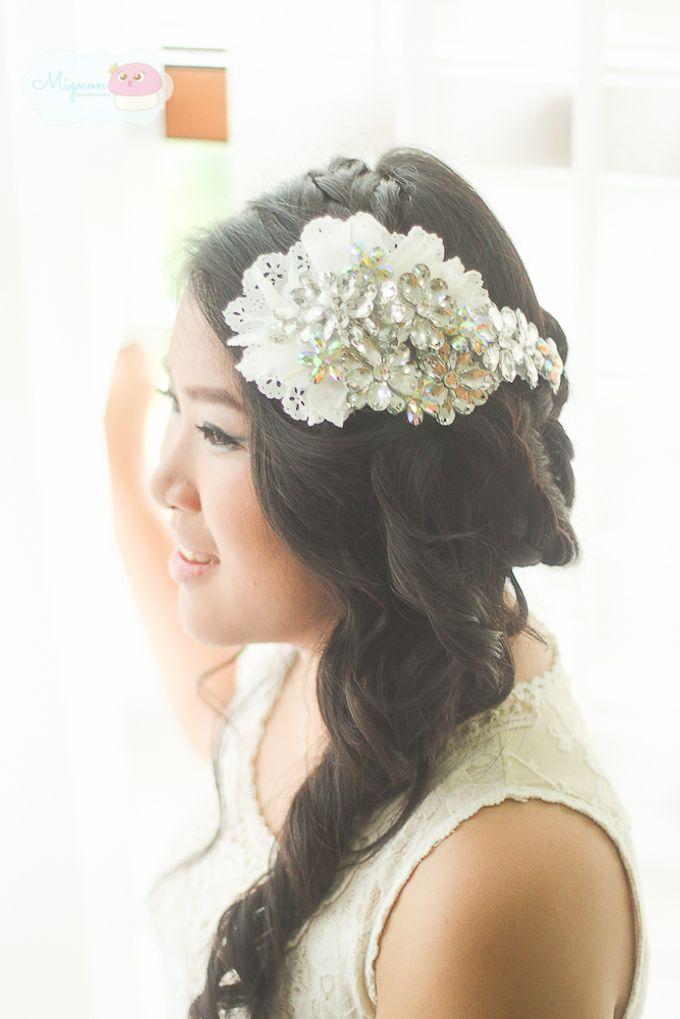swaroski lace by mignon headdresses - 001