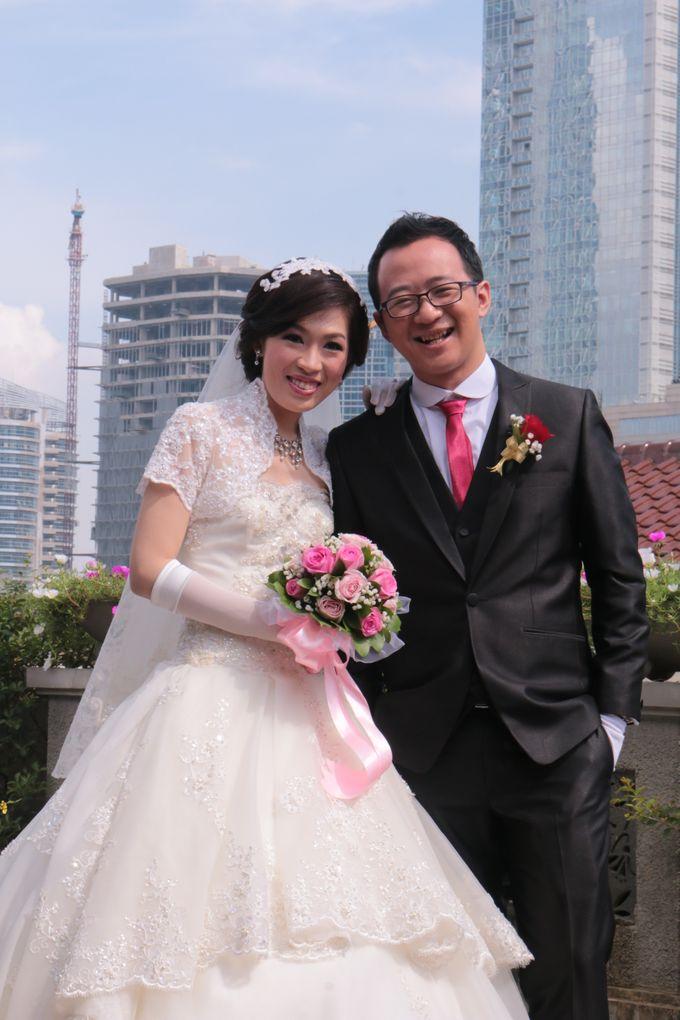 Sampoerna Strategic Square - Adit & Irene Wedding by Impressions Wedding Organizer - 015