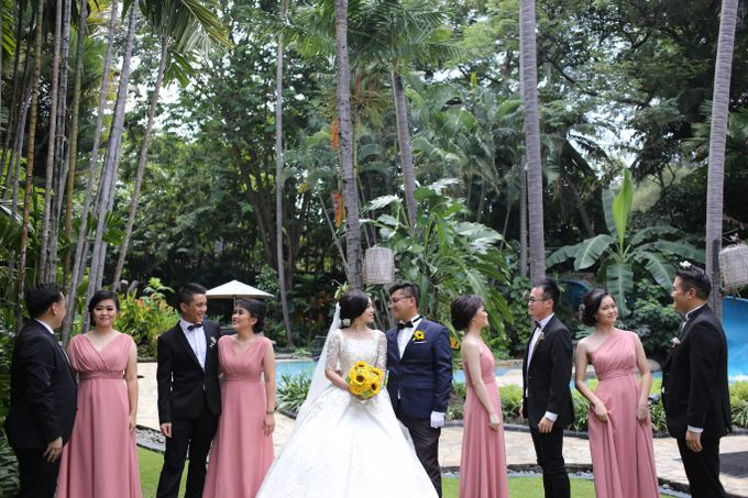 Wedding of Elbert and Vindri by Vow Pictures - 005