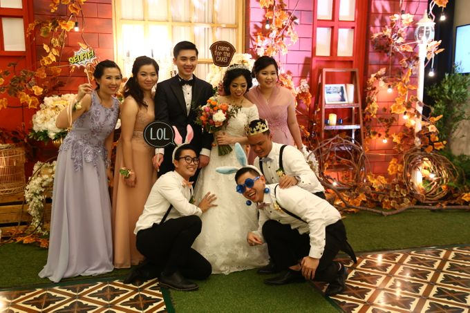 The Wedding of Jeffry & Selvia by FIVE Seasons WO - 024