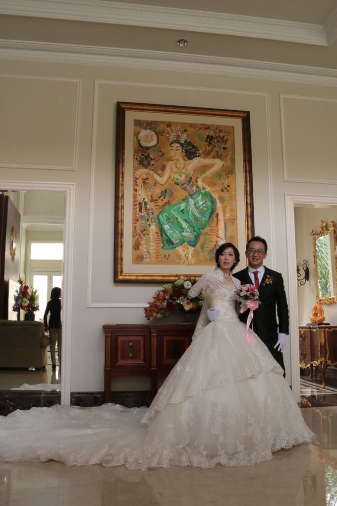 Sampoerna Strategic Square - Adit & Irene Wedding by Impressions Wedding Organizer - 010