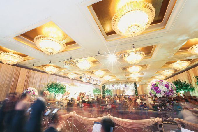 Saffana & Harish Wedding Reception by JAYSU Weddings by Jacky Suharto - 024