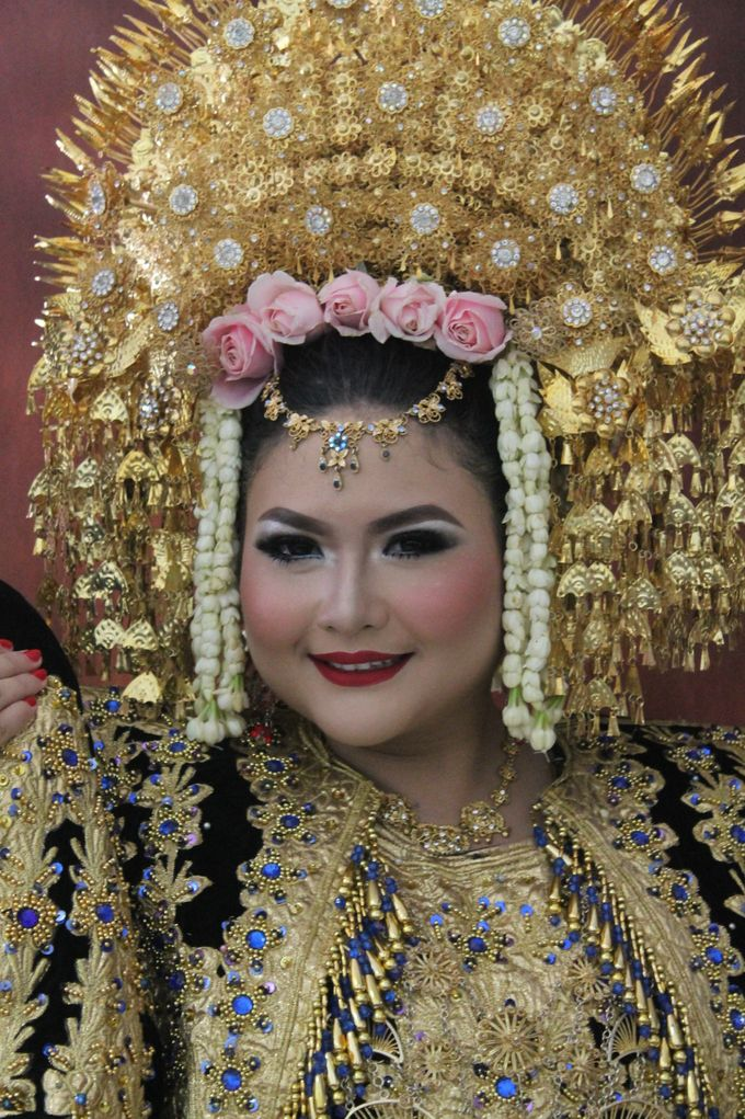 WEDDING WANDA by NANA Rias Pengantin - 004