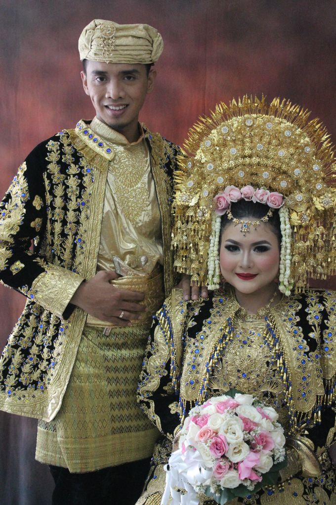 WEDDING WANDA by NANA Rias Pengantin - 006