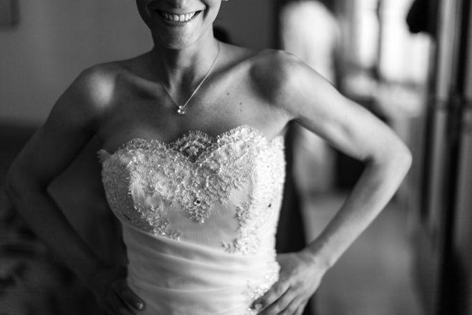Romantic light pink wedding by Sogni Confettati - 007