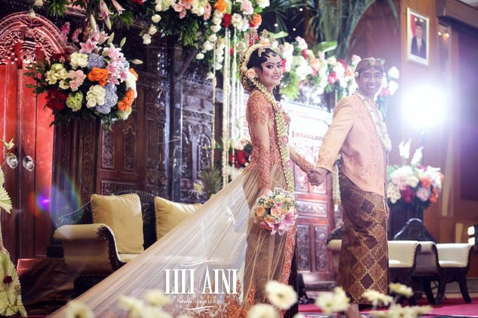 Wedding Reception Akbar & Devy by Lili Aini Photography - 006